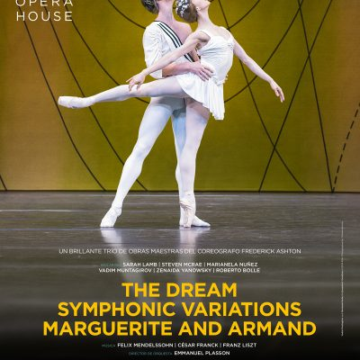 The Dream/ Simphonic Variations / Marguerite and Armand
