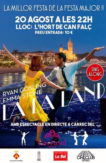 La, La Land Sing Along arriba a Sitges per Festa Major