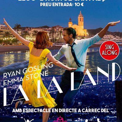 La, La Land Sing Along (Cinema a la Fresca per Festa Major)