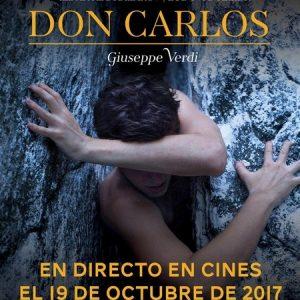 DON CARLOS. En directe des de l'Opéra National de Paris