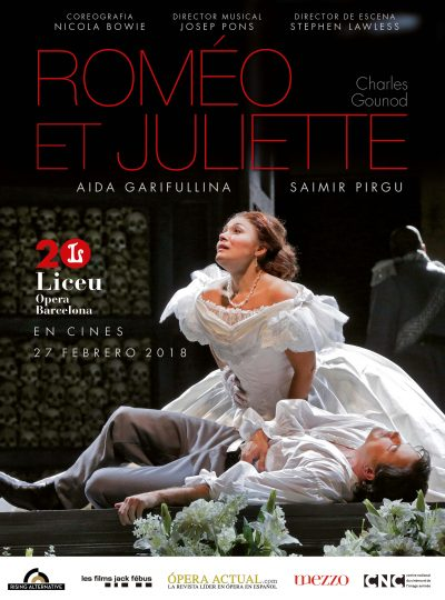 Roméo et Juliette (òpera en directe des del Liceu)