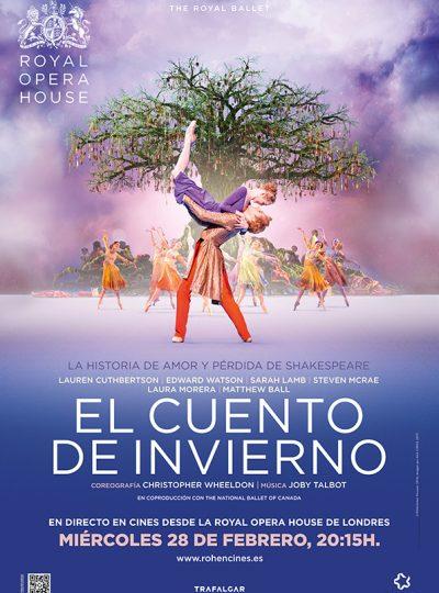 El Cuento de Invierno (en directe Royal Opera House)
