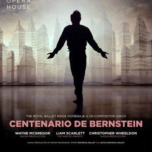 Centenario de Bernstein (Ballet en directe Royal Opera House)