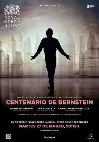 Centenario de Bernstein (Ballet en directe ROH)