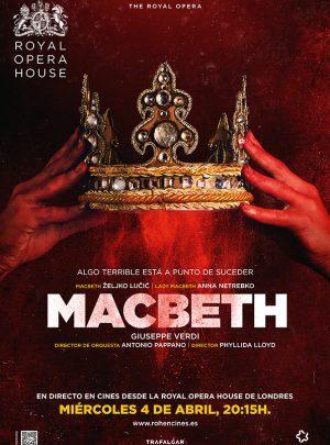 Macbeth (Òpera en directe Royal Opera House)