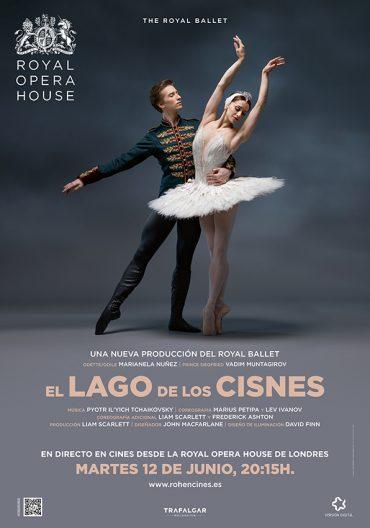 El Lago de los Cisnes (Ballet en directe ROH)