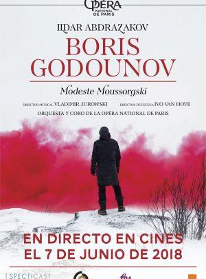 Boris Godounov (Òpera de París – en directe)