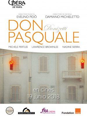 Don Pasquale (Òpera de Paris – en directe)