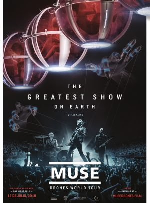 Muse – Drones World Tour