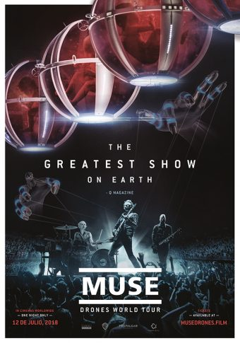 Muse – Drones World Tour
