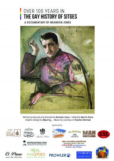 El sitgetà Brandon Jones presenta el seu documental en una sessió especial pel Dia de l'Orgull Gai