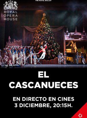 El Cascanueces (en directe Royal Opera House)
