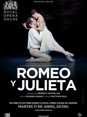 Romeo y Julieta (Ballet en directe Royal Opera House)