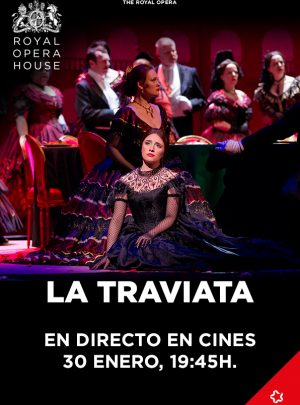 La Traviata (En directe Royal Opera House)