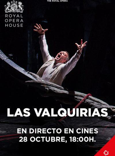 Las Valquirias (en directe Royal Opera House)