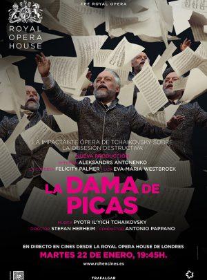 La Dama de Picas (en directe Royal Opera House)