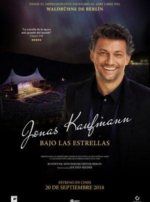 Jonas Kaufmann: bajo las estrellas