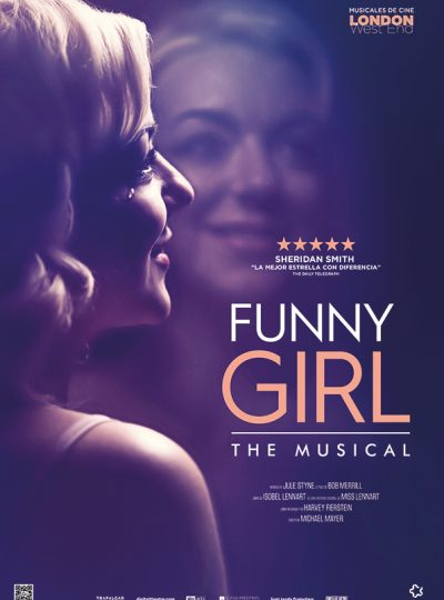 Funny Girl (El musical) des del West End de Londres