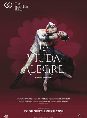 La Viuda Alegre (The Australian Ballet)