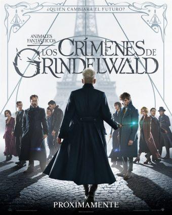 Animales Fantásticos: Los Crimenes de Grindelwald