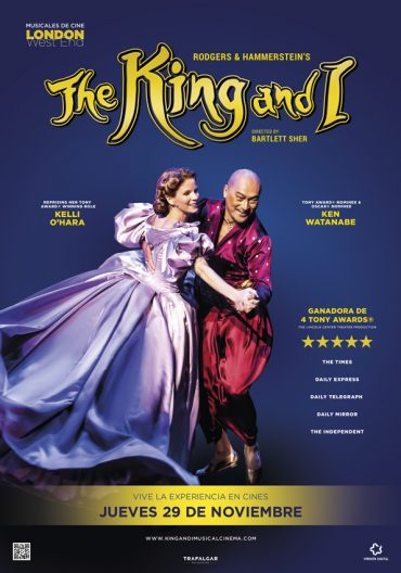 El Rey y Yo (The King and I) (El Musical)