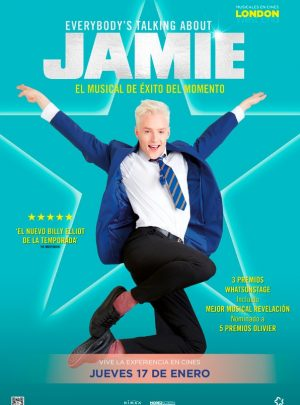 Everybody's Talking About Jamie (Musical West End)