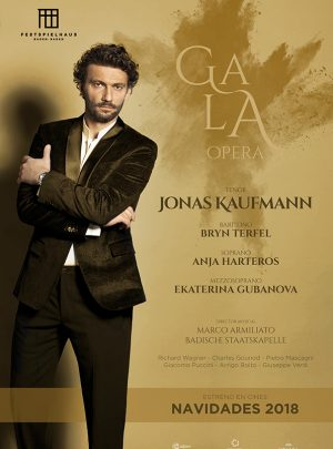 Opera Gala amb Jonas Kaufmann