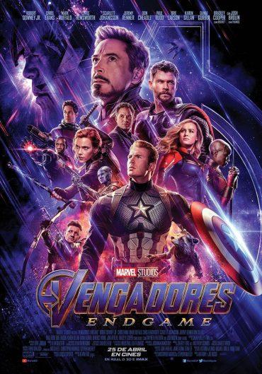Vengadores Endgame s'estrenarà al Cinema Prado el dijous, 25 d'abril a les 19 h