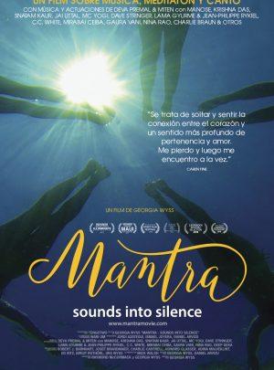 MANTRA. Sounds into silence