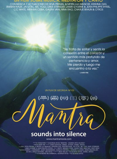 MANTRA. Sounds into silence