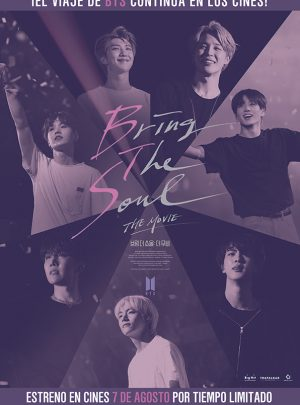 BTS. Bring The Soul. The movie