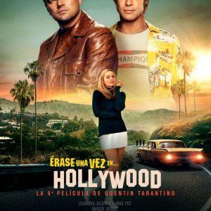 Érase una vez en…Hollywood
