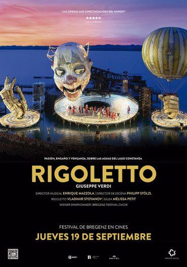 Rigoletto al Cinema Prado el 19 de setembre a les 19 h