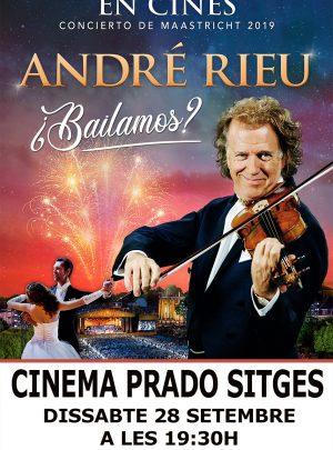 André Rieu. ¿Bailamos?
