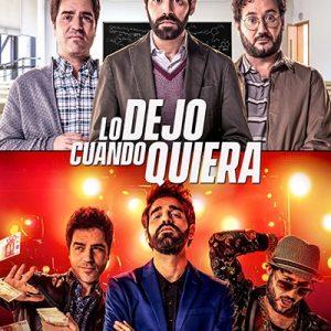 Lo Dejo Cuando Quiera. Fiesta del cine: 2,90€