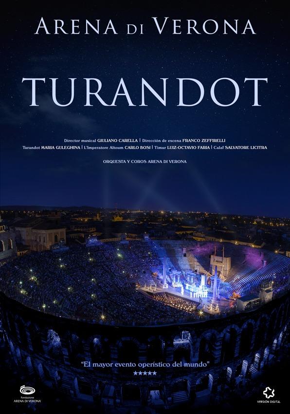 Turandot (Arena di Verona) (30 de juliol) Entrades ja a la venda