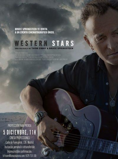 Western Stars. Bruce Springsteen
