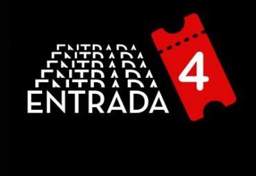 ENTRADA 4 ARRIBA AL CINEMA PRADO