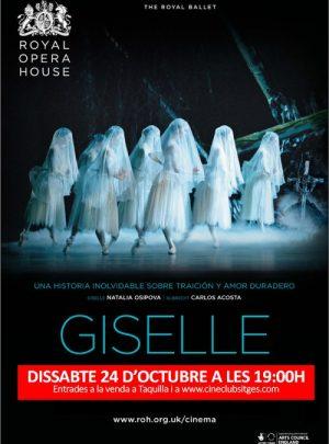 GISELLE Royal Opera House