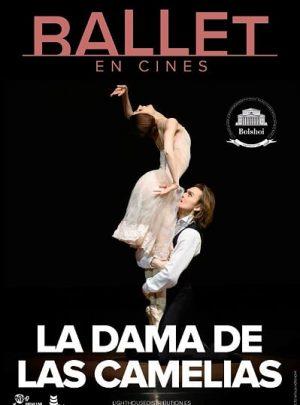 LA DAMA DE LAS CAMELIAS Ballet Bolshoi
