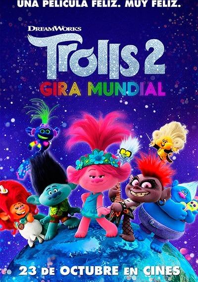 Trolls 2 a partir del 4 de desembre. Entrades ja a la venda