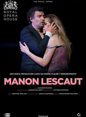 Manon Lescaut (Royal Opera House) amb Jonas kaufmann