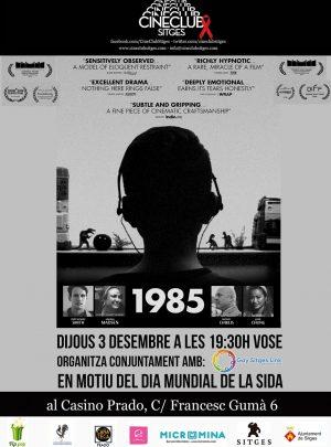 1985 (Sessió especial Dia Internacional de la Lluita contra la SIDA)