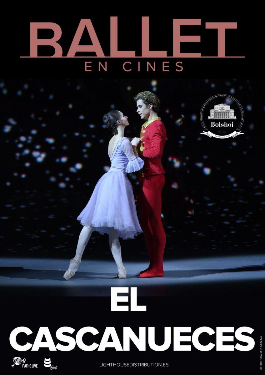 El Cascanueces (Bolshoi Ballet) al Cinema Prado el 26 de desembre. Entrades ja a la venda