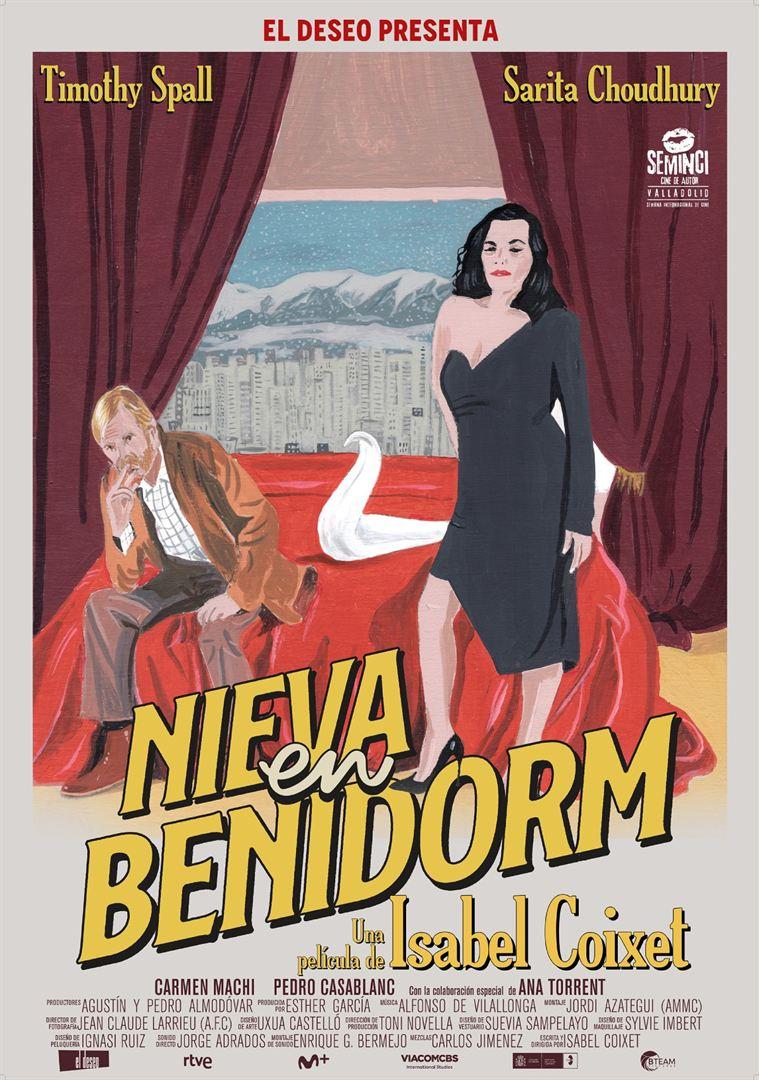 Nieva en Benidorm d'Isabel Coixet al Cinema Prado a partir del 12 de desembre