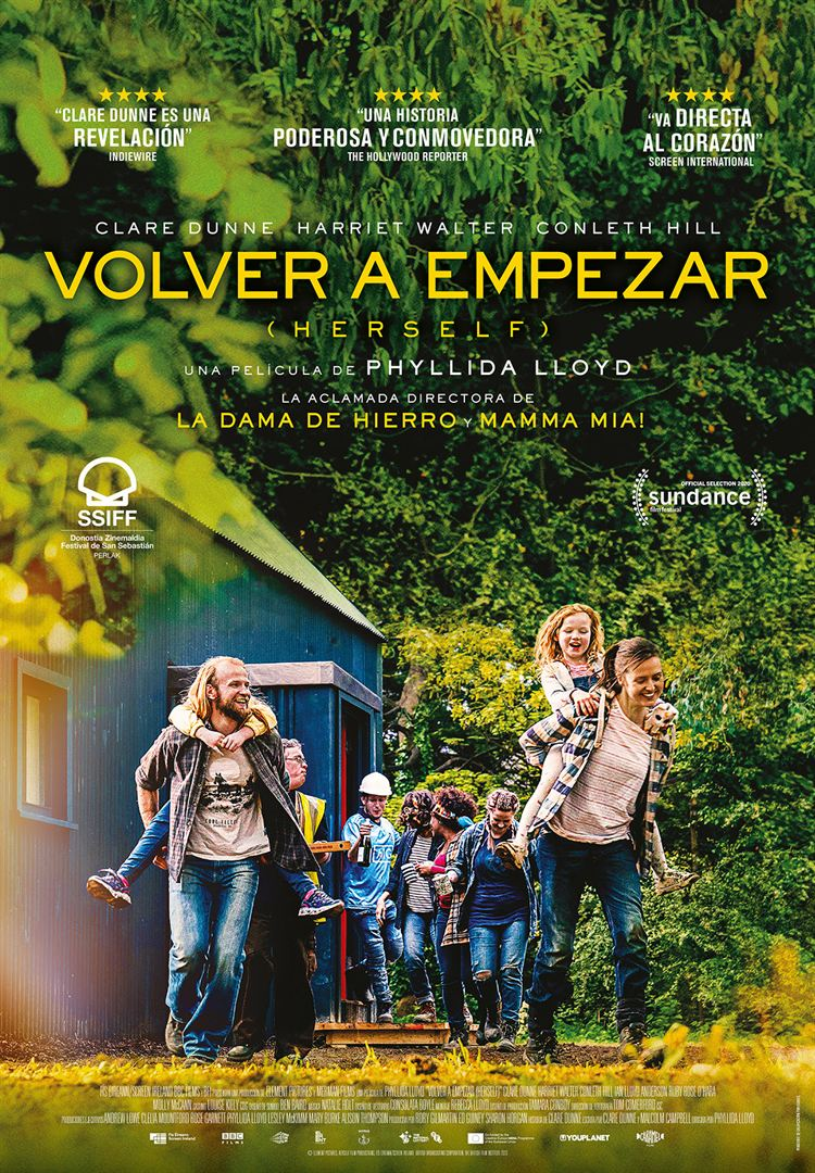 Volver a Empezar (Herself) a Cineclub Sitges el dijous, 17 de desembre. Entrades ja a la venda