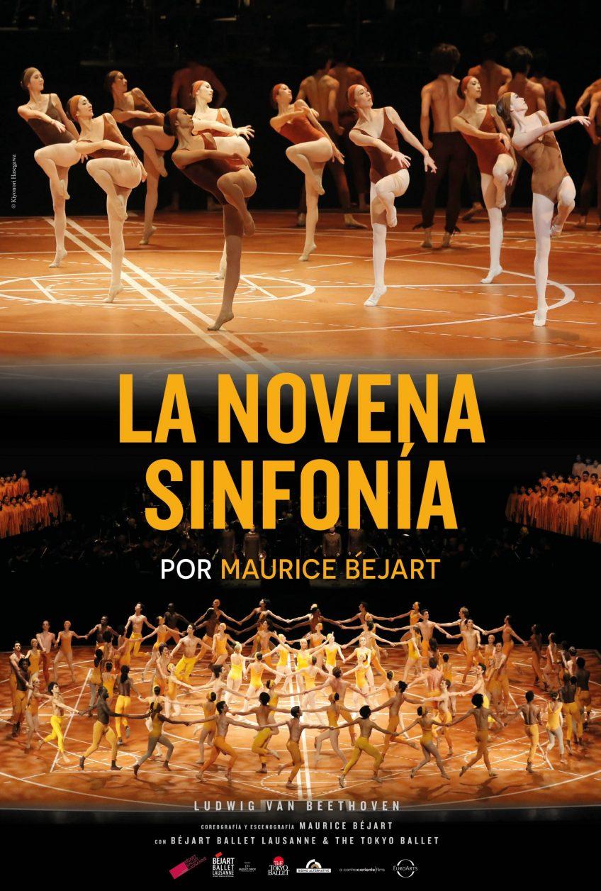 La Novena Sinfonía de Beethoven por Maurice Béjart