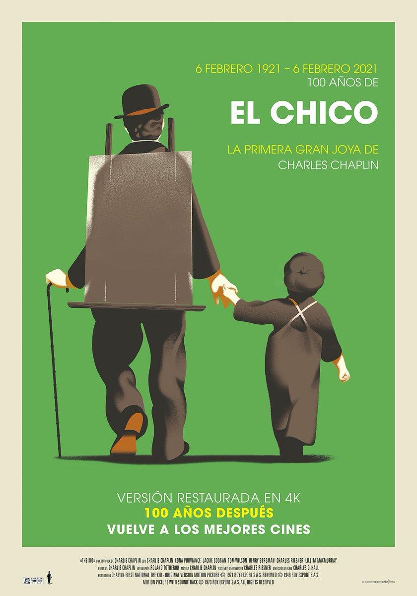 EL CHICO celebra 100 anys