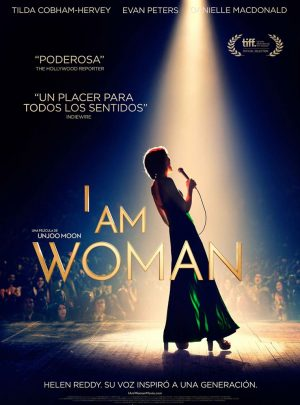 I am Woman. 6 de març-18h