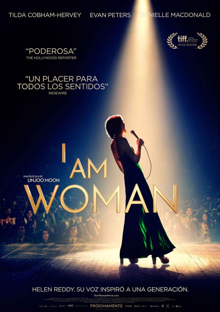 I am Woman música i igualtat